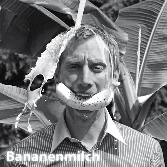 Bananenmlich